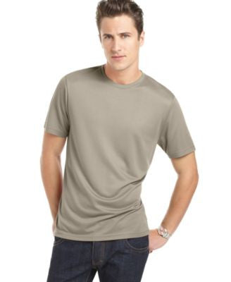 Perry Ellis Shirt, Core Luxe Crew Neck T-Shirt