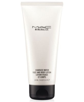MAC Mineralize Charged Water Face and Body Lotion