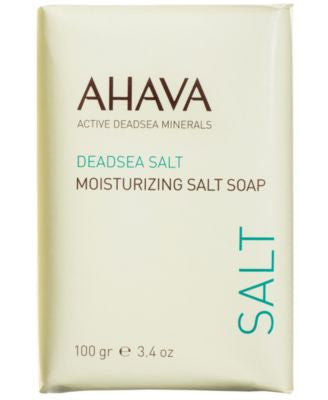 Ahava Moisturizing Salt Soap, 3.4 oz