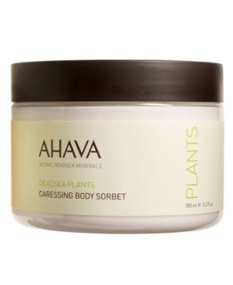 Ahava Mandarin and Cedarwood Caressing Body Sorbet, 12.3 oz
