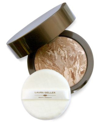 Laura Geller New York Baked Body Frosting All Over Face & Body Glow
