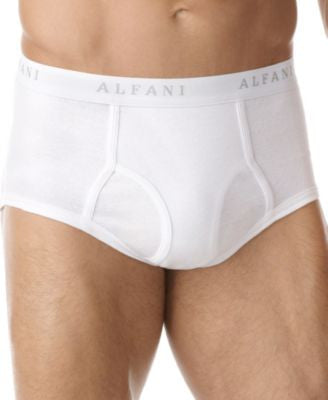 Alfani Men's Underwear, Big & Tall Tagless Brief 3 Pack