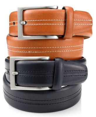 Tasso Elba 35mm Vachetta Casual Belt