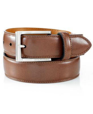 Tommy Hilfiger 32mm Dress Grain Belt