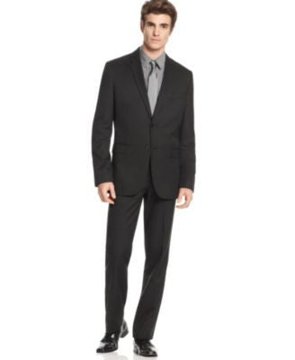 Calvin Klein Men's Suit, Slim Fit Two Piece Suit