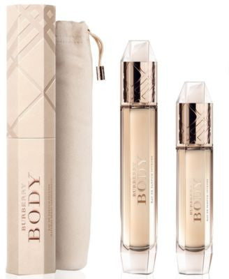 Burberry Body Intense Fragrance Collection
