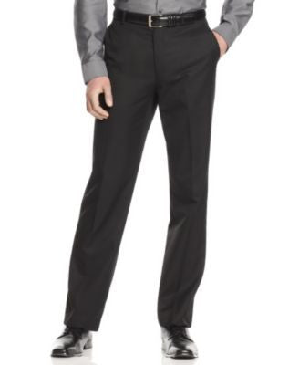 Calvin Klein Men's Pants,Slim Fit Dress Pants