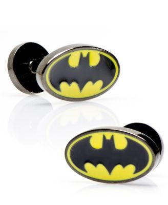 Cufflinks Inc. Batman Logo Classic Cufflinks