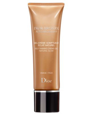 Dior Bronze Self-Tanner Natural Glow for Face, 50 ML