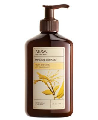 Ahava Mineral Botanic Body Lotion - Honeysuckle & Lavender