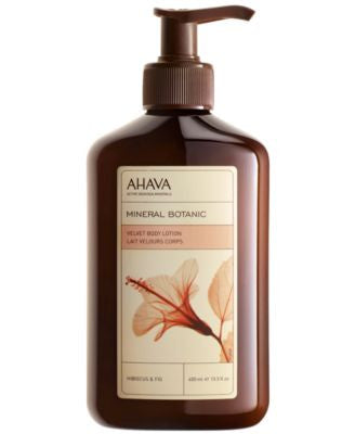 Ahava Mineral Botanic Body Lotion - Hibiscus & Fig