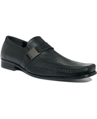 Kenneth Cole Reaction Money Down Side Bit Loafers