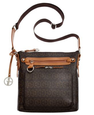 Giani Bernini Block Signature Crossbody, Only at Vogily