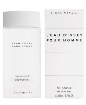 Issey Miyake L'Eau d'Issey Pour Homme Shower Gel, 6.7 oz
