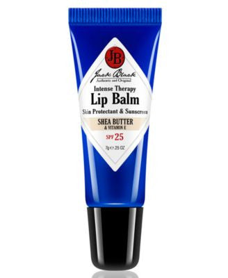 Jack Black Intense Therapy Lip Balm SPF 25 Shea Butter & Vitamin E