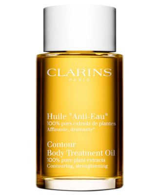 Clarins Body Treatment Oil Anti-Eau