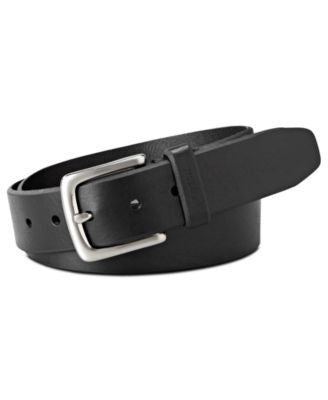 Fossil Joe Big & Tall Casual Leather Belt""