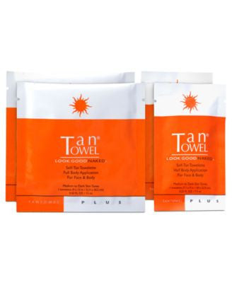 TanTowel Tan To Go Kit - Plus