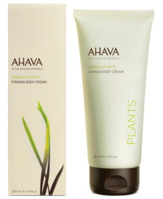 Ahava Deadsea Plants Firming Body Cream 6.8oz