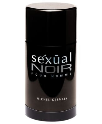 Michel Germain Sexual Noir Pour Homme Deodorant, 3 oz - A Vogily Exclusive