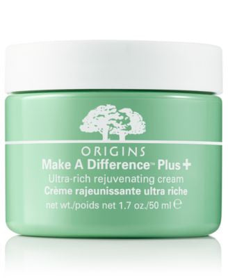 Origins Make A Difference Plus + Ultra Rich Rejuvenating Cream