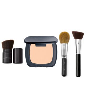 Bare Escentuals bareMinerals READY Foundation and Brushes