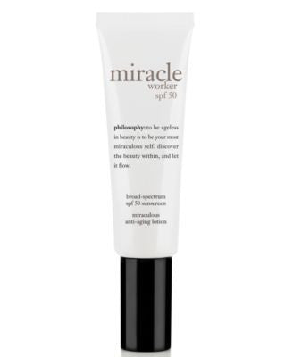philosophy miracle worker miraculous anti-aging fluid spf 55, 1.7 oz.