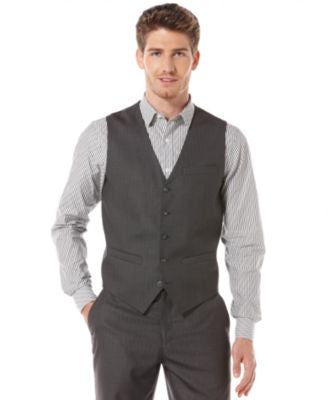 Perry Ellis Regular Fit Vest
