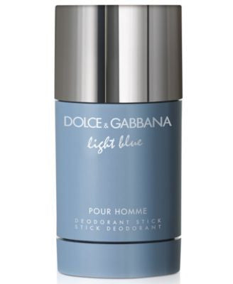 DOLCE&GABBANA Light Blue Pour Homme Deodorant Stick, 2.4 oz