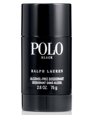 Ralph Lauren Polo Black Deodorant Stick, 2.6 oz