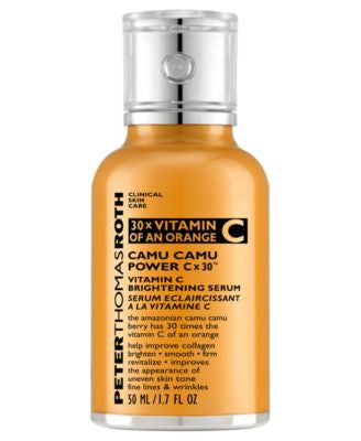 Peter Thomas Roth Camu Camu Power Cx 30 Vitamin C Brightening Serum, 1.7 oz