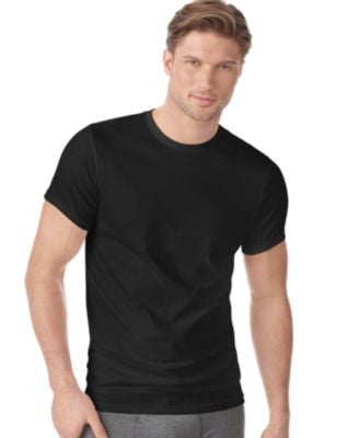 Calvin Klein Men's Underwear, Big and Tall Crew T Shirts 2 Pack U3284