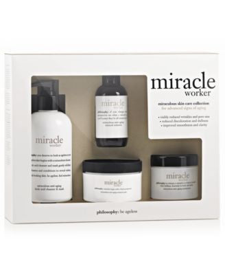 philosophy full-size miracle worker value set