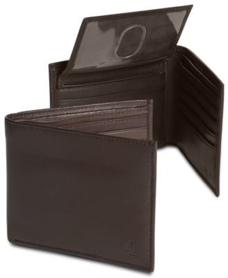 Lauren by Ralph Lauren Burnished Leather Bifold Wallet