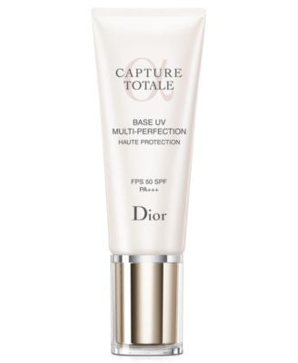 Dior Capture Totale Base UV Multi-Perfection SPF 50