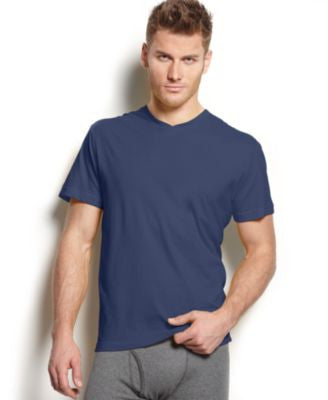 Alfani Men's Loungewear, V-Neck T-Shirt