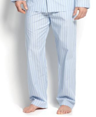 Polo Ralph Lauren Men's Bari Striped Pajama Pants