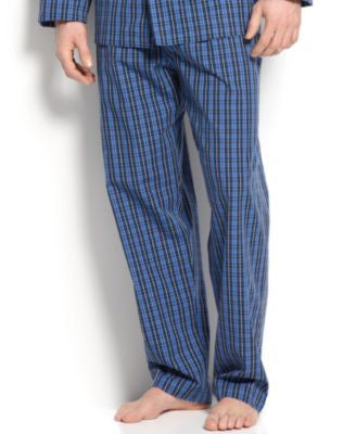Polo Ralph Lauren Men's Harwich Plaid Pajama Pants