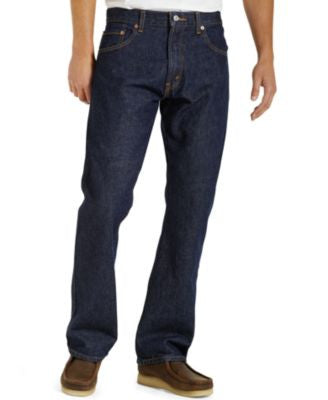 Levi's Men's 517 Bootcut Fit Rinse-Wash Jeans