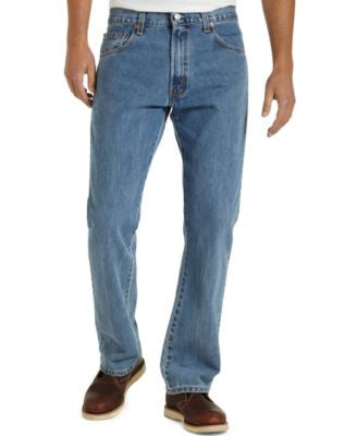 Levi's Men's 517 Bootcut Fit Medium-Stonewash Jeans