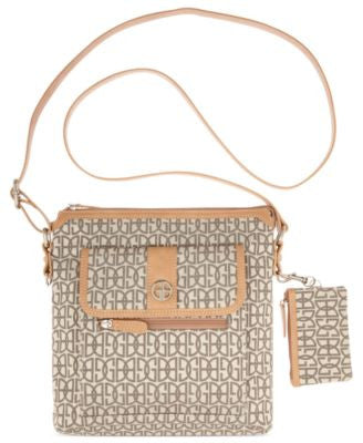 Giani Bernini Annabelle Signature Crossbody Bag