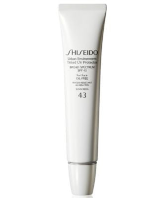 Shiseido Urban Environment Tinted UV Protector SPF 43, 1.1 oz