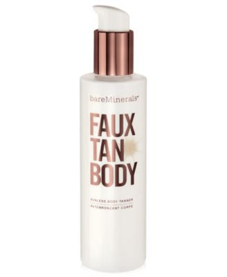 Bare Escentuals bareMinerals Faux Tan Body Sunless Body Tanner, 4.5 oz