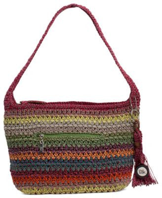 The Sak Casual Classics Small Crochet Hobo