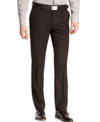 Kenneth Cole Reaction Core Slant Pocket Dress Pants