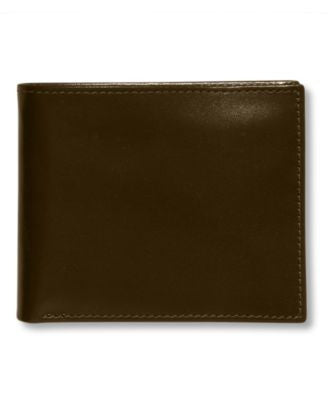 Perry Ellis Men's Premium Leather Sutton Bifold Wallet