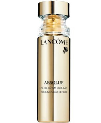 Lancôme Absolue Sublime Oleo-Serum, 1 oz