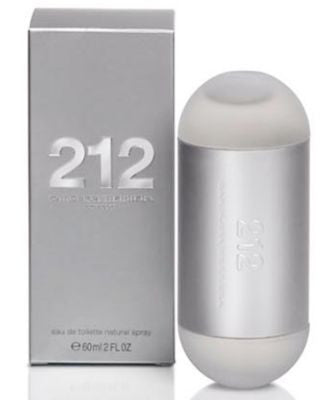 212 by Carolina Herrera Eau de Toilette Spray, 2.0 oz.