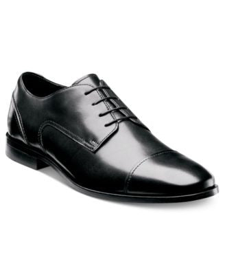 Florsheim Jet Cap Toe Lace-Up Shoes