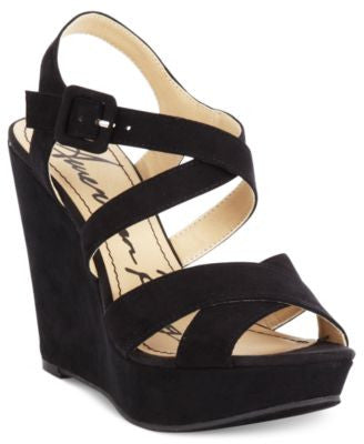 American Rag Rachey Platform Wedge Sandals, Only at Vogily